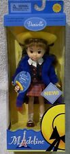 Madeline And Friends Poseable Doll DANIELLE 8 INCH DOLL Sealed in Box