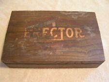 Awesome 1915 MYSTO Erector Set #4