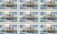 1993 - COLUMBUS AT PUERTO RICO #2805 Mint -MNH- Sheet of 50 Postage Stamps