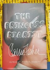 Carrie Fisher Princess Diarist Book Auto Star Wars: Rise of Skywalker**