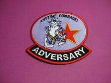 F-14 Tomcat Patch Anytime Comrade - Adversary