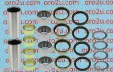 HUSABERG FE250 FE350 FE501 2013 - 2014 cojinete todas las bolas Swingarm Kit de Sello &