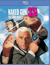 Naked Gun 33 13: The Final Insult (1994 Blu-ray