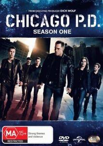 Chicago P.D.: Season 1 = NEW DVD R4