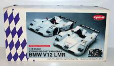 KYOSHO 1/18 - 08533A BMW V12 LMR - 1999 LE MANS WINNER #15