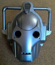 Doctor Who Cyberman helmet voice changer