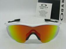 bd7a0291de8 OAKLEY polished white fire iridium M2 FRAME XL OO9343-05 sunglasses! NEW IN