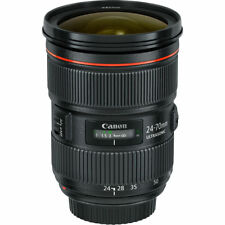 Canon EF 24-70mm f/2.8L II USM Lens **GENUINE CANON WARRANTY**