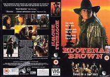 Kootenai Brown, Tom Burlinson Video Promo Sample Sleeve/Cover #14720