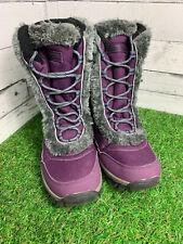 Mountain Warehouse Snow Boot Size 5 UK 38 EUR Purple Isotherm Waterproof