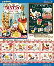 Re-Ment Miniature Sanrio Rilakkuma Bonjour Bistro Bakery Full set of 8 pcs