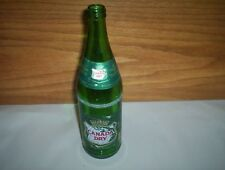 "Vintage Canada Dry Ginger Ale 750ml Glass Soda Pop Bottle (11 3/4"" Tall)"