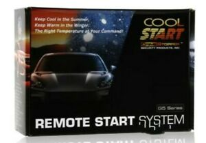 Crimestopper RS7-G5 2-Way LCD Remote Start and Keyless Entry System NEW