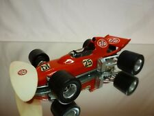 POLISTIL  FX2 MARCH 721  FORD STP - F1 RED 1:25 - GOOD CONDITION