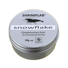 Shrimplab Snowflake 30g-Soy Neve Invernale cibo per CRYSTAL TIGER CHERRY Gamberetti