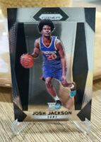 2017-18 Panini Prizm Basketball #61 Josh Jackson RC Phoenix Suns