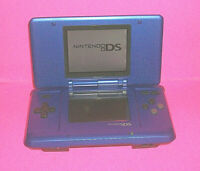 ## WORKING WITH ISSUE ## NINTENDO ORIGINAL DS ELECTRIC BLUE SYSTEM NTR-001