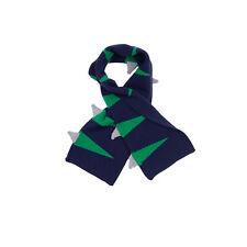 STELLA MCCARTNEY KIDS Dragon Stole Scarf Size M Wool Blend Colour Block