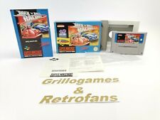 "Super Nintendo Spiel "" Rock n Roll Racing "" | Snes | Ovp | Pal | CIB"