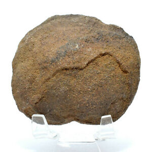 "2.5"" Moqui Sphere Shaman Stone Natural Mineral Marble Crystal Thunder Ball Utah"
