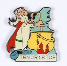 Pin's Astérix Panoramix 'Tenor CB Top'