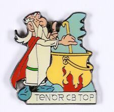 Pin's Astérix Panoramix 'Tenor CB Top' Corner