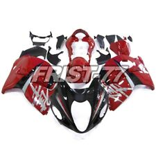 Panels for Suzuki 1997 2007 Hayabusa Fairings GSXR1300 98 99 Body Kits Red Black