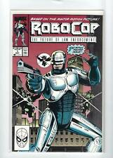 ROBOCOP #1 1990 NEAR MINT- 9.2 2612