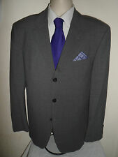 BNWOT* 40R HUGO BOSS Mens Grey Suit Jacket Blazer SIZE 40R Einstein/ Sigma - NEW