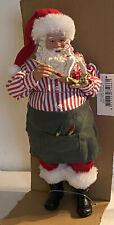Clayre Eef Weihnachten Deko Weihnachtsmann Weihnachtsschmuck Nikolaus 28*13*10cm