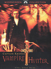 CAPTAIN KRONOS - VAMPIRE HUNTER rare Hammer Horror dvd HORST JANSON 1974 Ln