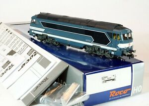 ROCO H0 62909 Diesel A1A-A1A 68000 68068 SNCF DC DIGITAL SOUND ZIMO NEUF #CKDB