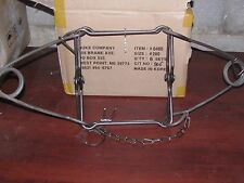 6 Duke 280  Body Grippers Trap  Trapping  Beaver Coyote Bobcat 0480 new sale