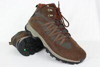 New Timberland Men's Mt. Madsen Lite Hiking Boots Size 11m Dark Brown A1L7I