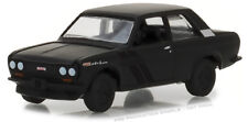 Greenlight Datsun 510 1968 Black Bandit 27950 A 1/64
