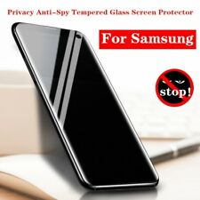 Privacy Anti-Spy Tempered Glass Screen Protector For Samsung Note 10 20 S10 S20