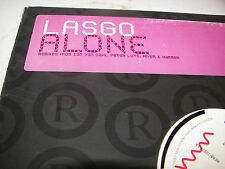 "Lasgo Alone 12"" Single NM Robbins REAB-72074-12003 PROMO"