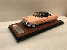 1956 Cadillac Coupe deVille 1/43 GLM resin n Neo Brooklin Mountain Laurel,Bk Ltd