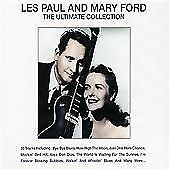 Les Paul And Mary Ford - Ultimate Collection CD (2005)