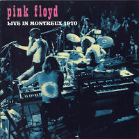 "PINK FLOYD : ""LIve In Montreux 1970"" (RARE 2 CD)"