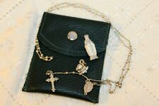 More details for 925 hallmarked silver rosary beads 16
