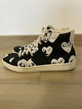 Converse Play Comme Des Garçons Limited Sneakers Luxury