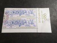 FRANCE 1984, timbre 2314, JEUX OLYMPIQUES LOS ANGELES, oblitéré, VF STAMP EX D