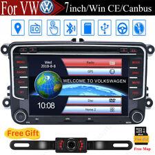 HD Car DVD CD Player GPS Radio Stereo CANBUS For VW Jetta Golf MK5 Passat Amarok