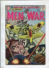 Men Of War #106 ~ Death Song For A Battle Hawk! ~ (Grade 6.0) WH
