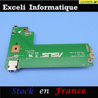 Asus X75A Genuine Laptop DC In Power Jack Board 60-NCODC1000-C01