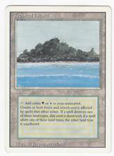 Tropical Island Tropeninsel Magic english Revised Dual Land Scan 18J137
