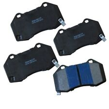 Disc Brake Pad Set-Stop Semi-Metallic Brake Pad Front Bendix SBM1379