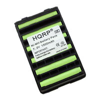 HQRP Two-way Radio Battery for Yaesu Vertex FNB-V57, FNB-64, FNB-83, FNB-V67LI