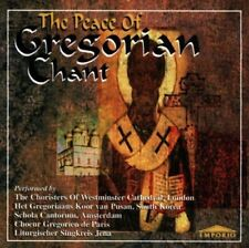 Peace of Gregorian Chant | CD | Choristers of Westminster Cathedral, Schola C...